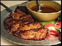Barbecued Brisket Of Beef