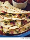 Grilled Chicken Quesadillas