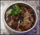 Braised Beef with Noodles