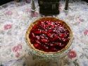 Black-Bottom Strawberry Pie