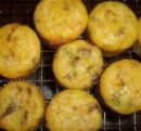 Chile Cheese Cornbread Muffins