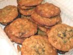 Chocolate Oatmeal Cookies 1