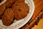 Cinnamon Oatmeal Apple Cookies