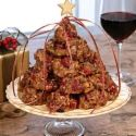 Holiday Fruitcake Cookies