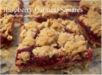 Jam and Oatmeal Squares