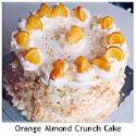 Orange-Almond Cookies