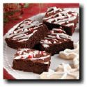 Peppermint Candy Brownies