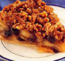 Raisin Crumb Pie